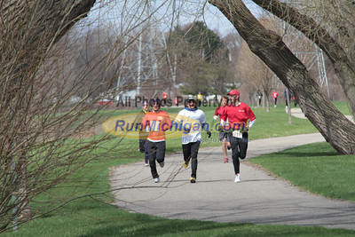 1.5 Mile Mark - 2013 Compatriots Day 5K