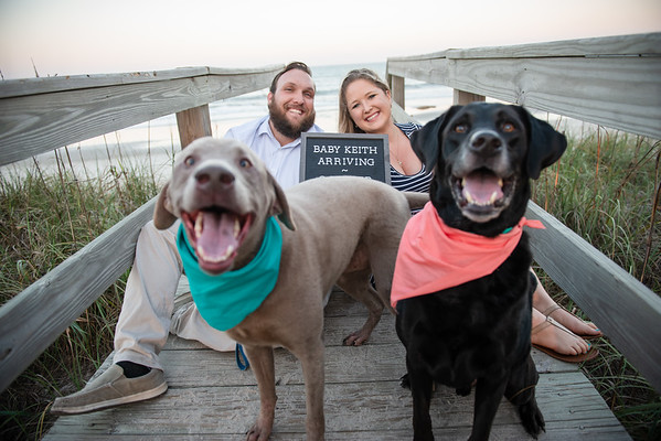 March 2019:  Baby Announcement