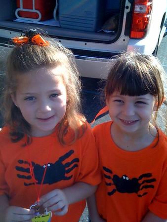 2009-10-21 K Field Trip Pumpkins