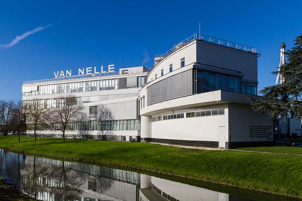 Van Nelle Factory UNESCO World Heritage