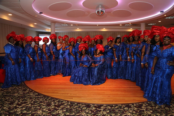 "THE ORGANIZATION OF LIBERIAN WOMEN IN MINNESOTA(OLWMN) HELD THERE 3rd  INAUGURAL CEREMONY AND FUNDRAISER  DINNER WAS HELD ON FRIDAY OCTOBER 19th, 2018 at skyy events & design center 2017 n. chestnuts st. chaska, MN. 55318. PHOTO BY: ""TARNUE'S PHOTO & VIDE"