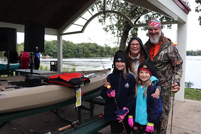 Family Fishing Event 2019