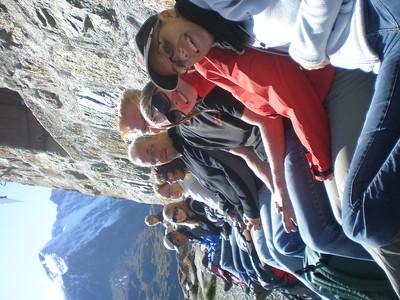 Sortie en montagne 2009