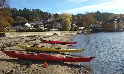 Tur til Hvitsten    27. oktober 2015