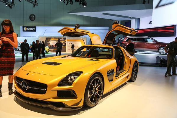 2013 LA Auto Show Misc.