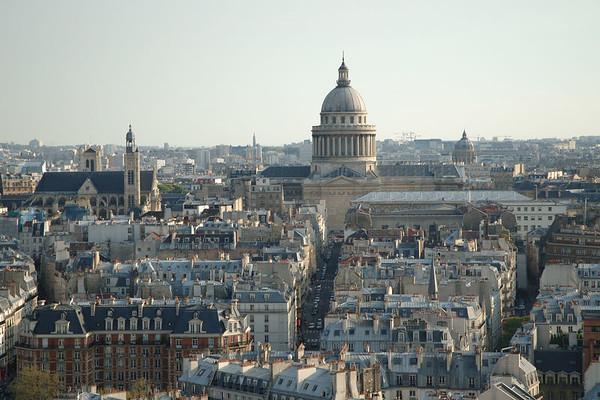2005-04-17 Visite Notre Dame