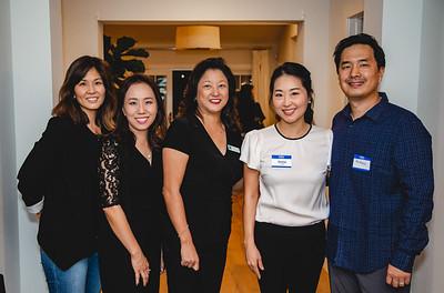Educational Foundation Hosts Korean Parent Mixer
