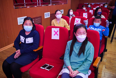 Сонгинохайрхан дүүрэгт Хүүхэд, залуучуудын театр сүндэрлэнэ