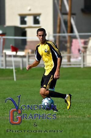 2011-0717 U19 Ballistic San Ramon