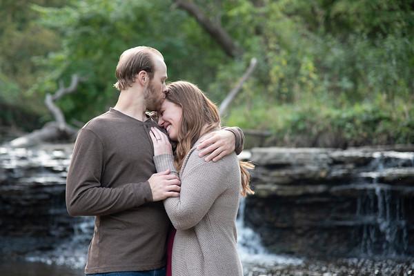 Kelly & Jared Engagement