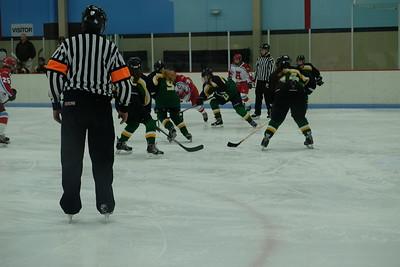Arrowhead Girls ice hockey Turkey Tournament 2015