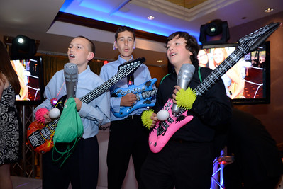 Jose Bar Mitzvah Pictures