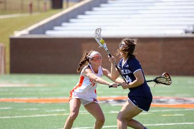 2017 Women's Lacrosse vs Butler