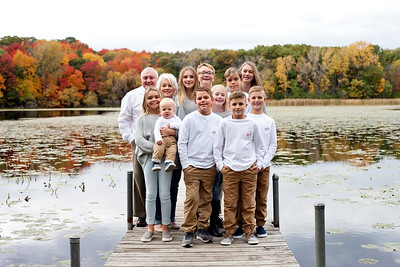 The Power Family - Fall 2018