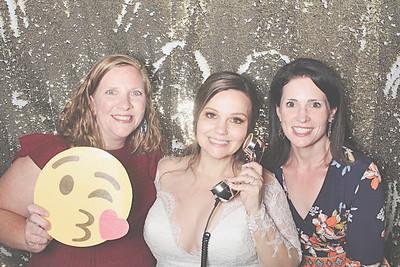 7-22-21 Atlanta De'lavant Photo Booth - Elizabeth & Solomon's Wedding - Robot Booth