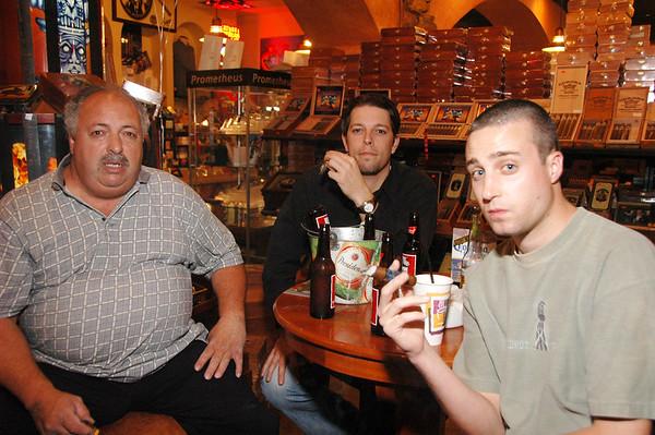 Corona Cigars Party 5-20-06