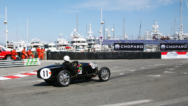Monaco 08 Series A
