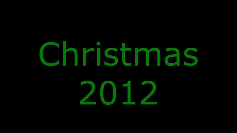 2012-12-25 - Christmas