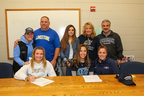 2017-11-13 WHS Fall College Signing Day