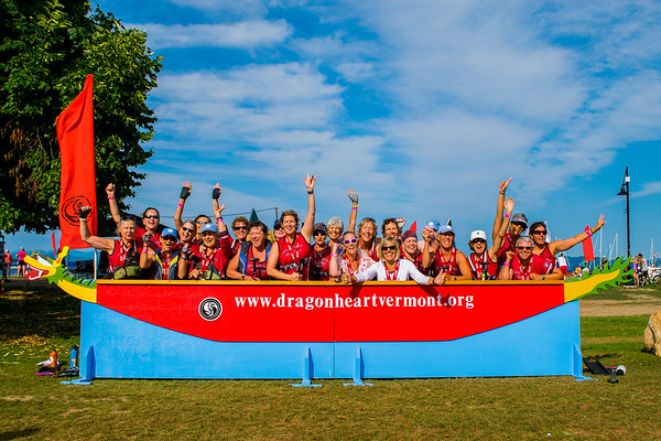 2019 Lake Camplain Dragon Boat Festival