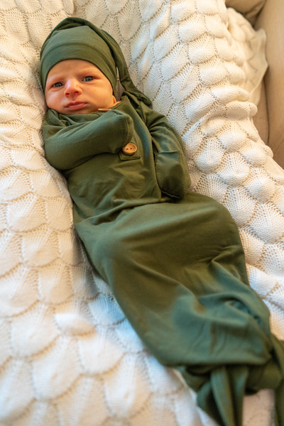 Benedict Francis Griffin Newborn Shoot