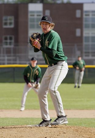 Varsity Baseball 5-5-2010