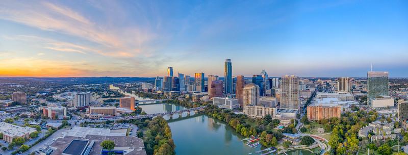 Austin, TX Skyline - Fri, Nov 16, 2018