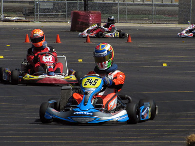 Pepsi Center Karting 8/8/2010