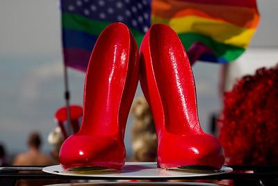 Brighton Dome - Pride 2015