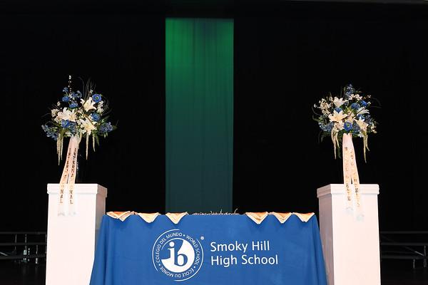 Smoky Hill School - International Bacclaurete - Senior Recognition Ceremony Class of 2019