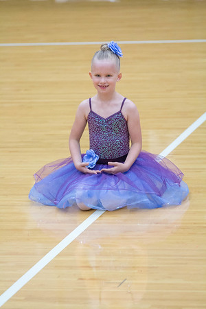 Wednesday 4:15 Beginning Ballet