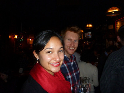 2012-12-19 Social Hour with Pfizer group