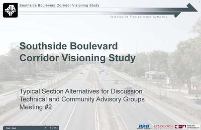 Southside Boulevard Visioning Study