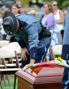Trooper Patrick Ahl Funeral - 082917