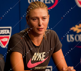 Maria Sharapova - Interview