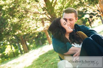 Elizabeth & Todd's Engagement Portraits
