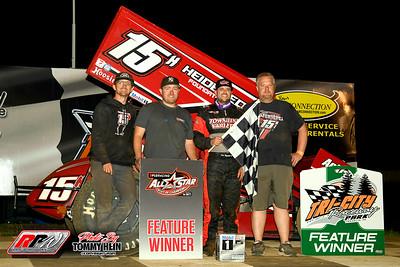 Tri-City Speedway - All Star Sprints - 5/2/21 - Tommy Hein
