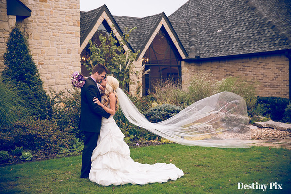 Ashley and Tyler's Wedding Pix