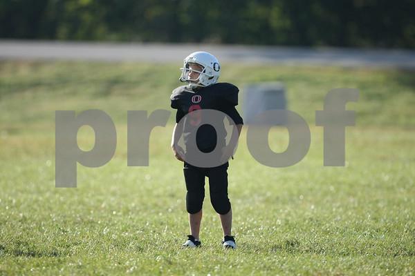 4th Grade-Odessa Bulldogs Black vs Grain Valley Eagles White 9-19-09