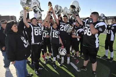 Superbowl: Seniors------- Punishers vs. Raiders