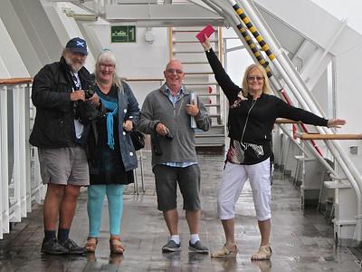 2017  - Shetland cruising