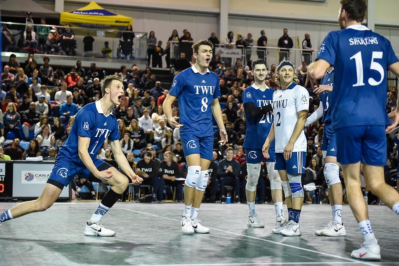 12.29.2019 - 4648 - UCLA Bruins Men's Volleyball vs. Trinity Western Spartans Men's Volleyball.jpg