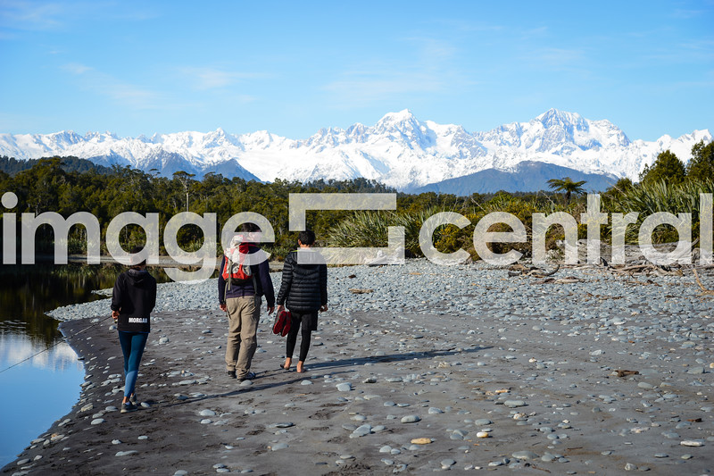 Gillespies Beach. Day 2. Morgan Fox Glacier, West Coast Holiday, NZ 14-16 July 2020.  Copyright Photos © Clare Toia-Bailey / www.image-central.co.nz