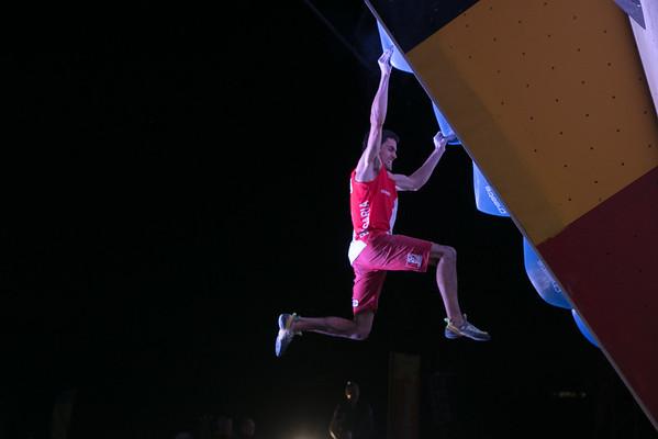 2018 European Youth Championships Climbing  Boulder