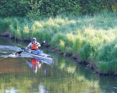 Callie Rohr Memorial Canoe Race 2012 - Sunday