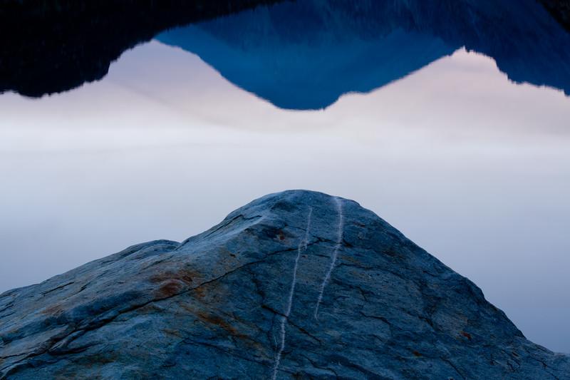Summit Lakes, California 2008