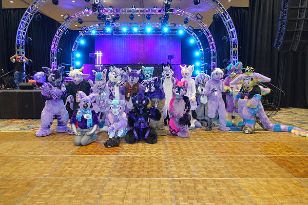 Biggest Little Furry Convention (2018)