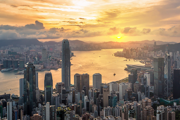 Morning Hong Kong