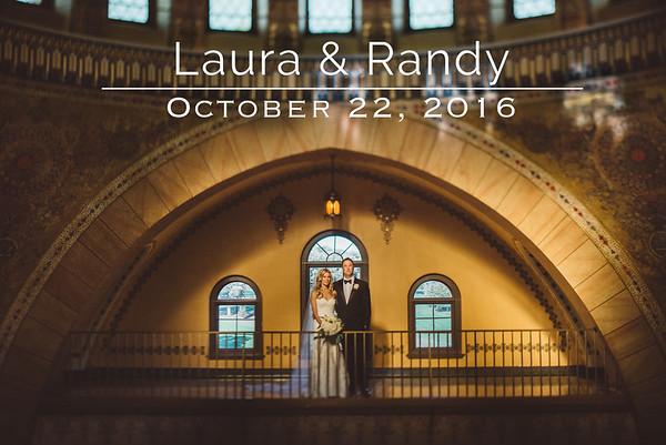 Laura & Randy