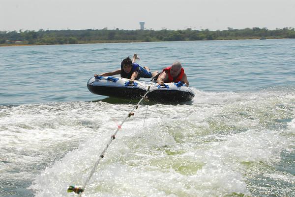 Ski Boat - Aug 2011
